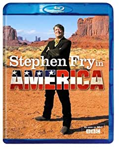 Stephen Fry in America [Blu-ray] [2008]