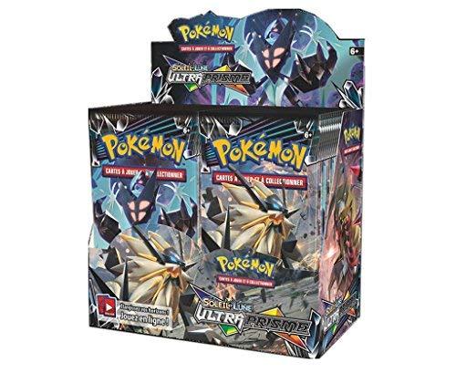 Display Pokémon Ultra Prisme