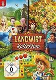 Landwirt Kollektion - 3 Spiele Wimmelbild, Klick Management, 3 Gewinnt