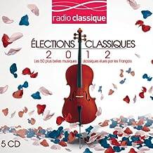 Elections Classiques 2012 - Sélection Initiale