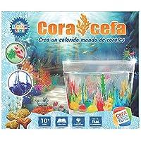 Cefa Toys- Jardin de corales, Color Azul (21837)