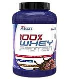 American Blue 100% Whey Proteína en Polvo, Triple Chocolate - 2Kg.