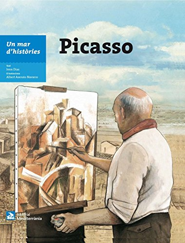 Un mar d'històries: Picasso (Catalan Edition)