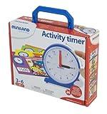 Miniland 95282 - Activity Timer, Lernuhr