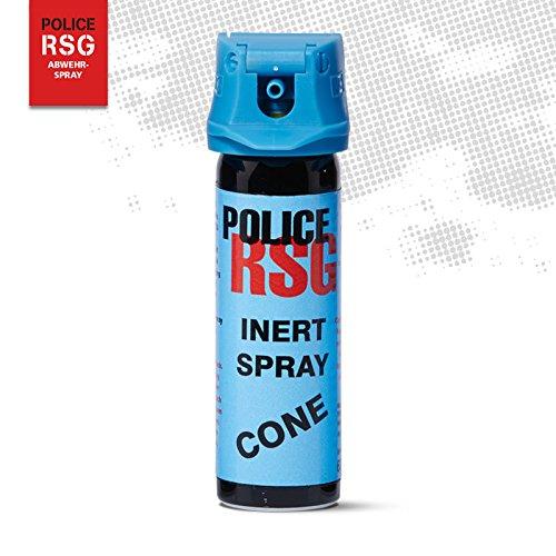 Police RSG Übungsspray Inert Spray Cone Trainingsspray 63ml Nebel