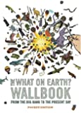 The What on Earth? Wallbook: A Timeline from the Big Bang to the Present Day (pocket edition with magnifying glass)