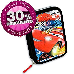 Plumier Cars Disney Shoot Doble