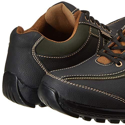 Centrino Men's 1147 Black Hiking Boots-7 UK/India (41 EU) (1147-01)