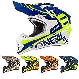 O'Neal 2Series RL Spyde Motocross MX Helm Enduro Trail Quad Cross Offroad, 0200