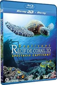 Fascinant récif de corail 3D - Volume 1 - Spectacle captivant [Blu-ray 3D]