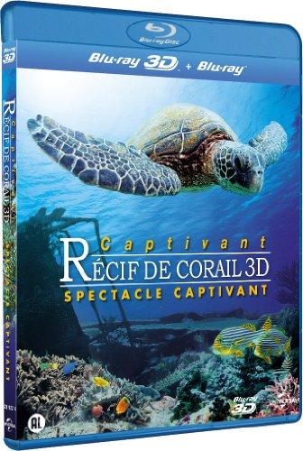 Fascinant récif de corail 3D : volume 1 : spectacle captivant