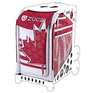 Zuca Maple Leaf Sport Tasche (weiß und rot), nur einfügen–89055900438