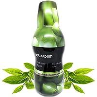 Quemagrasas natural de rápida absorción. Potente Quemagrasas Liquido (500ml) con Café Verde + Zinc + Té verde + Fucus + Abedul + Alcachofa + Diente de León.
