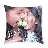 Giftsbymeeta Personalize Print Multi Color Canvas Cotton Cushion