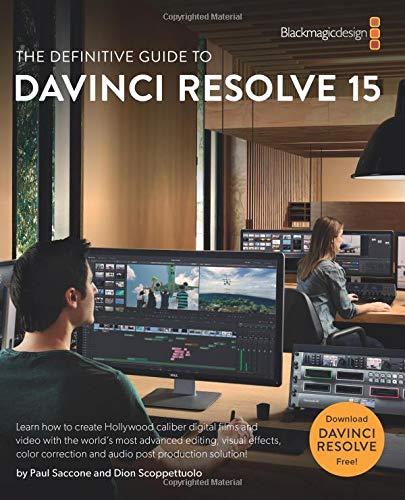 The Definitive Guide to DaVinci ...