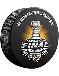 2017Predators de Nashville Western Conference Champions NHL Souvenir Puck