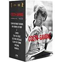 Costa-Gavras-Intégrale vol. 1/1965-1983-9 DVD + Disque Bonus