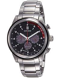 Citizen Chronograph Black Dial Men's Watch - CA4034-50F
