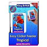 Tropical Fish Mini Pellets Easy Feeder
