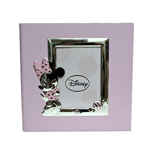 Valenti&Co_Album Fotografico_Argento_Minnie Mouse_Disney_30x30cm
