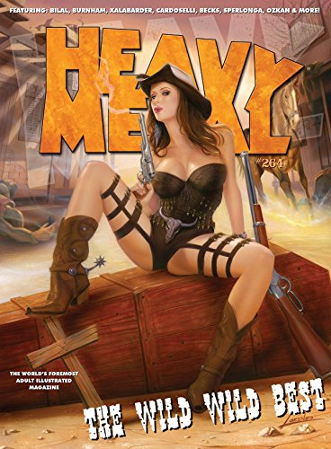 Heavy Metal #264