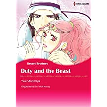 DUTY AND THE BEAST (Harlequin comics)