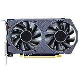 OTO Scheda Grafica AMD Eat Chicken - PCI Express, HDMI, DDR5, 128 Bit - Alette Verticali e Orizzontali + Ventola a Diametro Grande