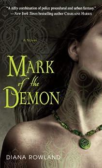Mark of the Demon (Kara Gillian) by [Rowland, Diana]