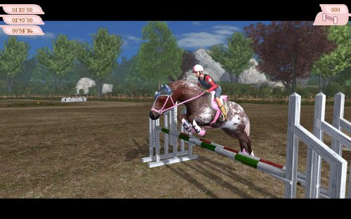 Planet Horse: Mein großes Pferdeabenteuer (PC+MAC)