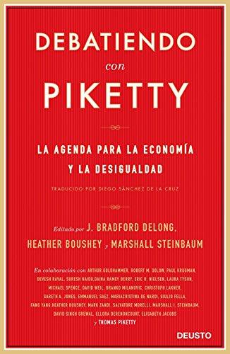 Debatiendo con Piketty: La agenda para la economía y la desigualdad
