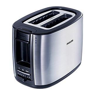 Philips-HD262820-Toaster-aus-Edelstahl-950-Watt-7-Brunungsstufen-Silber