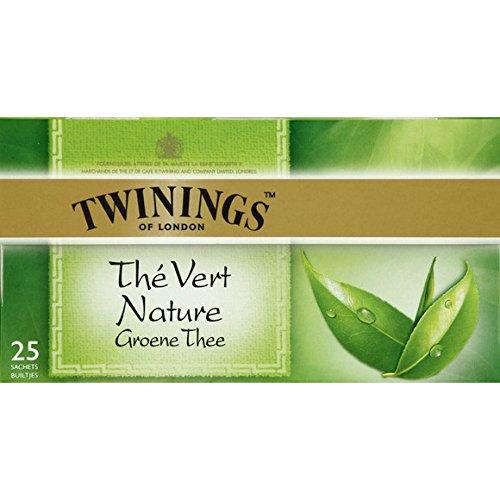 twinings Thé vert nature - ( Prix Unitaire ) - Envoi Rapide Et Soignée