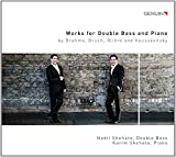 Werke für Kontrabass und Klavier / Works for Double Bass and Piano