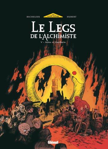 """<a href=""""/node/2126"""">Le Legs de l'alchimiste 5 : Anna et Zaccharia</a>"""