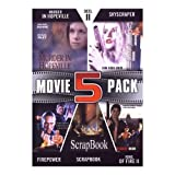 dvd - Movie 5 pack 11 ( murder in hopeville / skyscraper / firepower / scrapbook / ring of fire II ) (1 DVD)