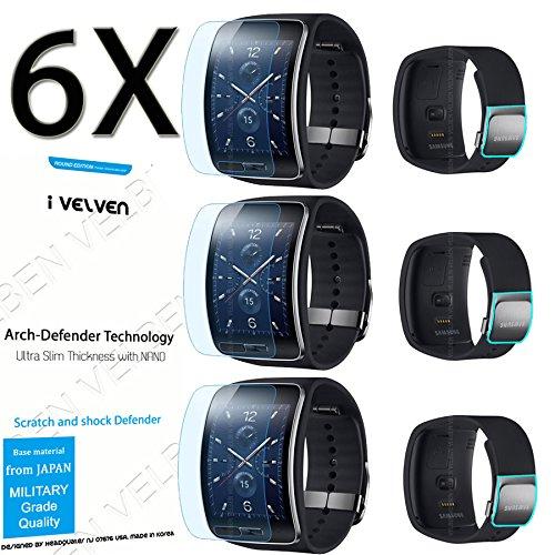 6-pack-protector-de-pantalla-para-samsung-gear-s-carcasa-antigolpes-hu-au-alta-definicion-hd-ultra-c