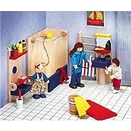 Selecta 4354 Ronda - Mobili per bagno per casa delle bambole