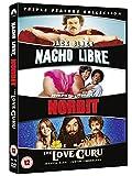 Nacho Libre / Norbit / The Love Guru Triple Pack [DVD]