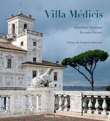 Villa Médicis par Dominique Fernandez, Ferrante Ferranti