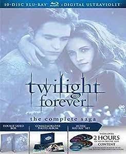 Twilight Forever: The Complete Saga [Blu-ray] [Import anglais]