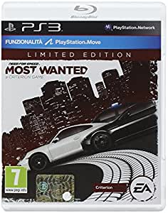PS3 - Need For Speed: Most Wanted - Limited Edition