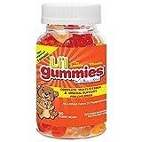 Gummibärchen für Kinder - Umfassende Vitamin- und Mineralienunterstützung für Kinder - Mama's Select Li'l Gummies Enthalten Vitamine A, C, D, E, B und mehr - Neuer verbesserter Geschmack!