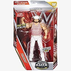 WWE Elite Series 44 Action Figure - Tugboat (First Time In The Line)