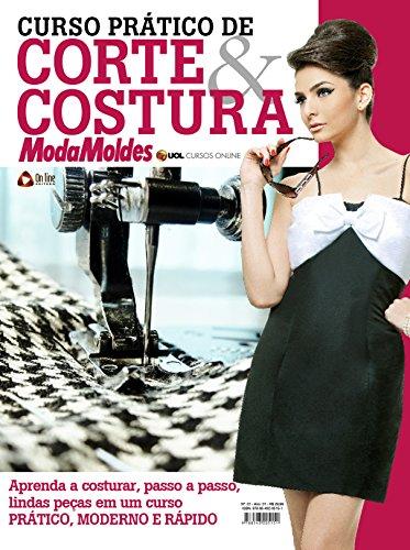 Curso Prático de Corte & Costura (Portuguese Edition) (Curso Costura De)