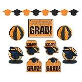 Amscan Congrats Grad! Graduation Party R...