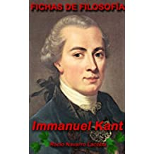 Immanuel Kant (Fichas de filosofía)