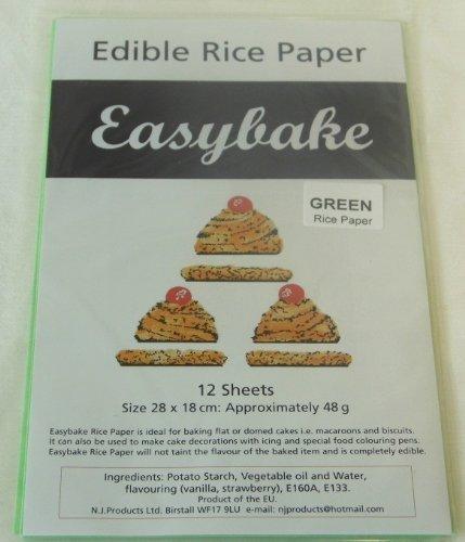easybake-carta-di-riso-commestibile-verde-12-fogli