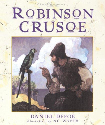 robinson-crusoe-aladdin-classics-english-edition