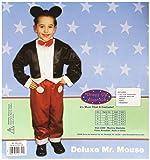 Dress up America Set de Disfraz de De lujo Mr. Ratón para Niños