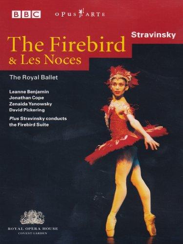 Strawinsky, Igor - The Firebird & Les (Kostüme Französische Ballett)